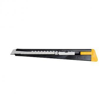 Макетен нож STANDARD, OLFA 180 BLACK, 9 mm, AB, ABB