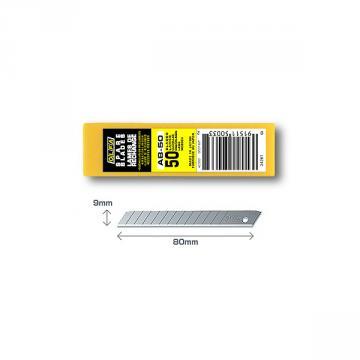 Режеща пластина,OLFA AB 50, 50 бр.