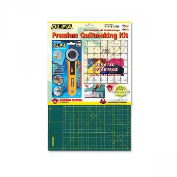 Комплект за рязане стартов, OLFA RTY ST QR, 3 части