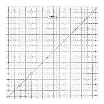 "Квадрат размерен OLFA QR 16S, 16"" х 16"""