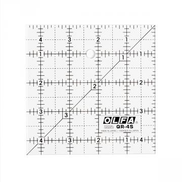 "Квадрат размерен OLFA QR 4S, 4.5"" х 4.5"""