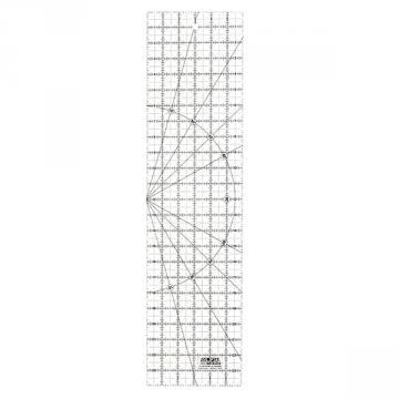 """Правоъгълник размерен OLFA QR 6X24, 6"""" х 24"""""""
