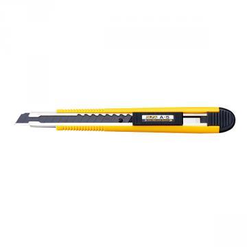 Макетен нож STANDARD, OLFA A 5, 9 mm, AB, ABB