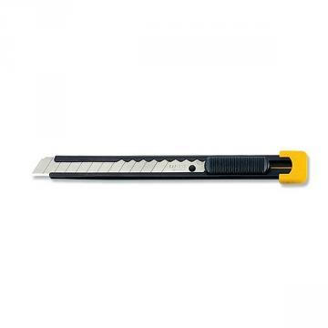 Дисплей с 20 бр. макетен нож STANDARD, OLFA S 20, 9 mm, AB, ABB