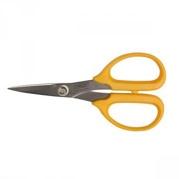 Ножица STANDARD, OLFA SCS 4, INOX, хартия