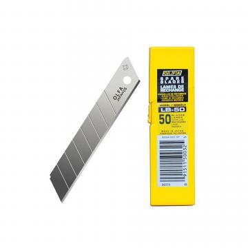 Режеща пластина, OLFA LB 50, 50 бр.в кутия