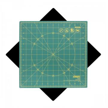 Подложка за рязане въртяща, OLFA RM 30X30, 300 x 300 mm