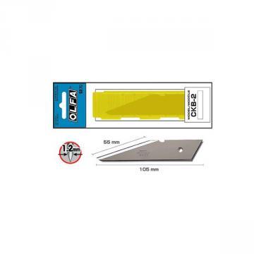 Режеща пластина, OLFA CKB 2, 2 бр .в блистер