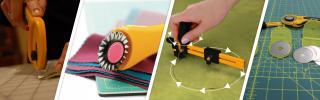 Пет основни начина за използване на ротационен нож