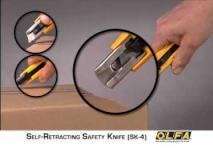 Макетен нож OLFA SAFETY SK-4