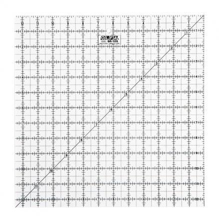 Квадрат размерен OLFA QR 12S,