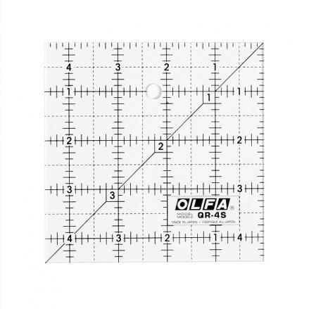 Квадрат размерен OLFA QR 4S, 4