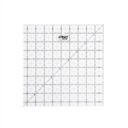 Квадрат размерен OLFA QR 9S, 9