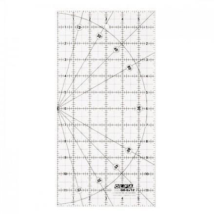 Линия размерна, OLFA MQR 15 30
