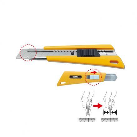 Макетен нож HEAVY,OLFA FL,18 m